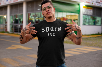 SUCIO INC T-Shirt - Beats 4 Hope