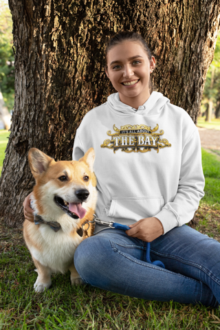 THE BAY Golden Hoodie - Beats 4 Hope