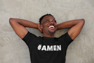 AMEN - Short Sleeve T-Shirt - Beats 4 Hope