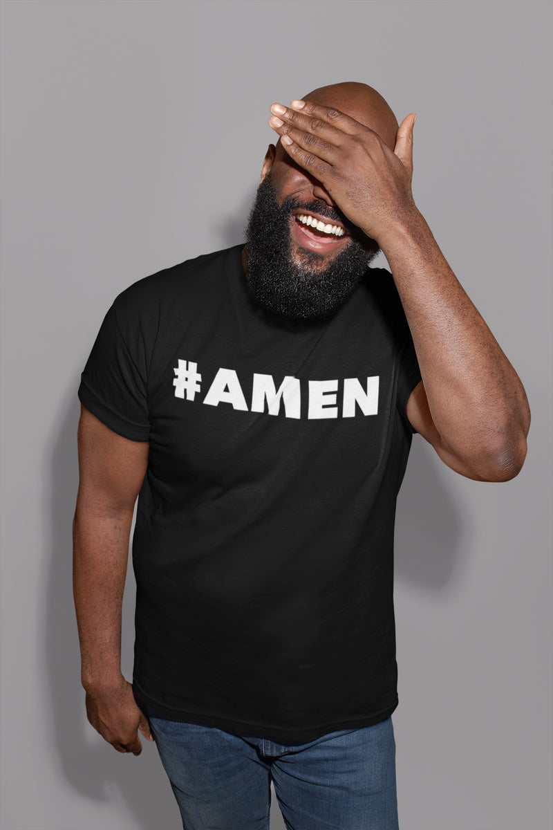 AMEN - Short Sleeve T-Shirt