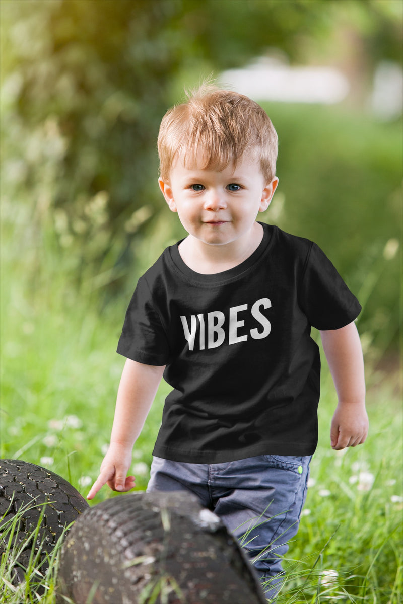 VIBES - Toddler Short Sleeve T-Shirt