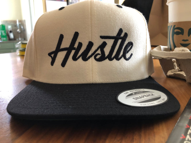 HUSTLE - Snapback Hat
