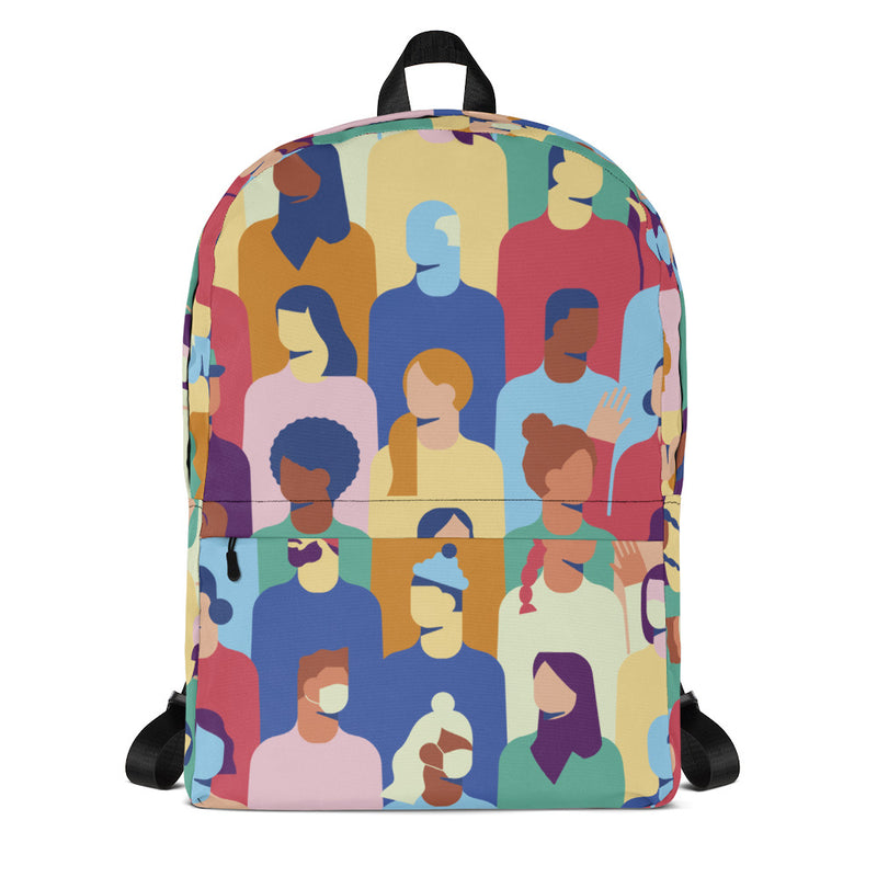LavaMaeX - The People Backpack