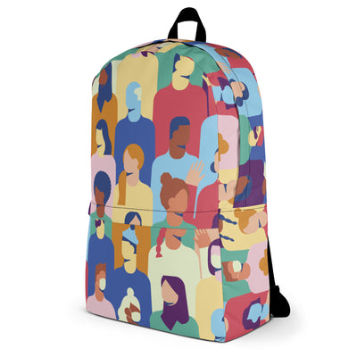 LavaMaeX - The People Backpack - Beats 4 Hope