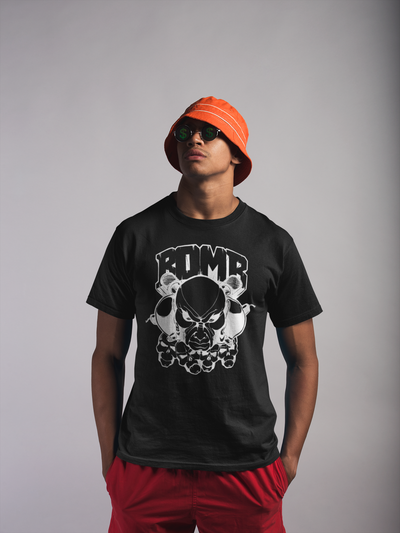 BOMB HIP-HOP MAGAZINE Unisex T-Shirt - Beats 4 Hope
