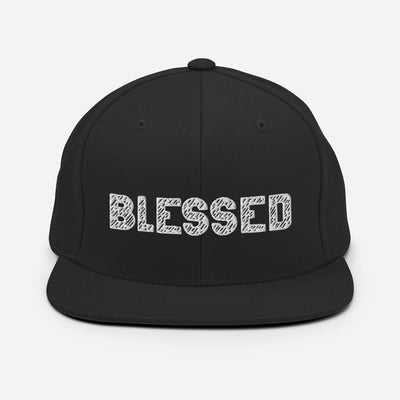 BLESSED Snapback Hat - Beats 4 Hope