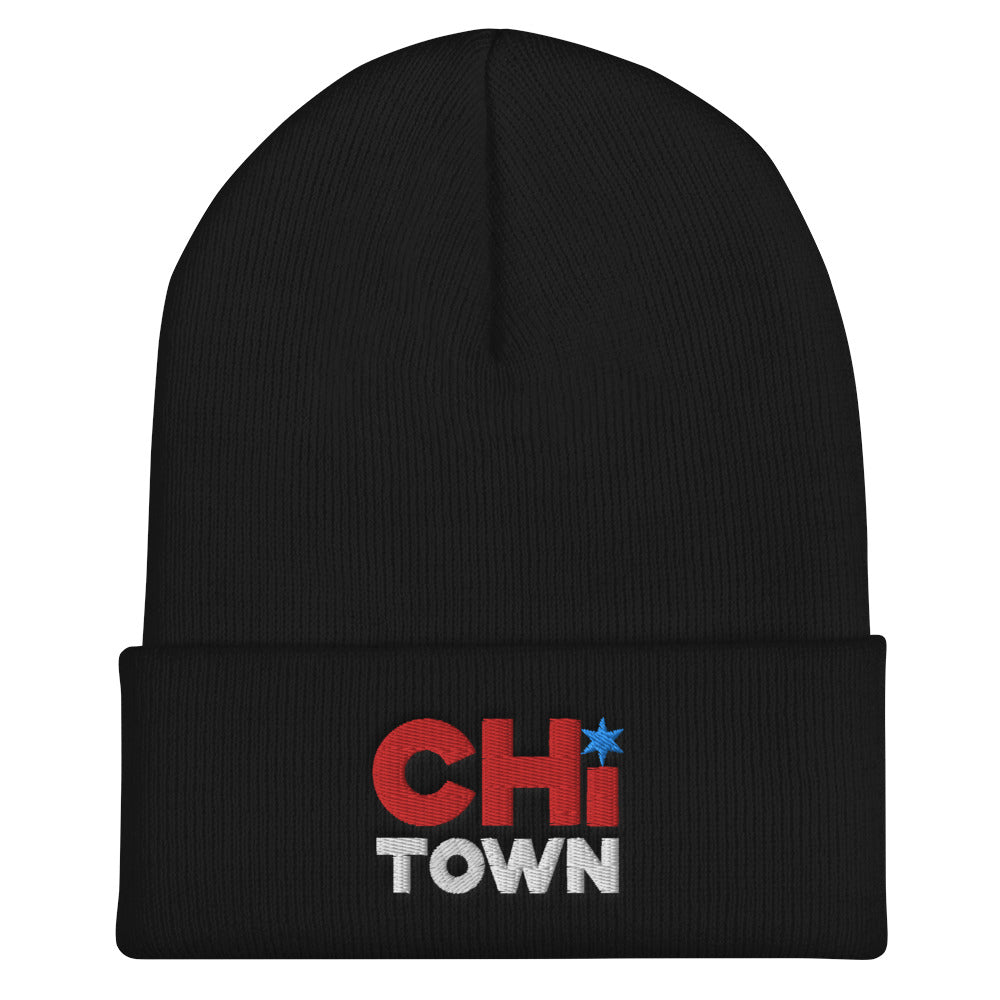 CHI TOWN - Cuffed Beanie - Beats 4 Hope