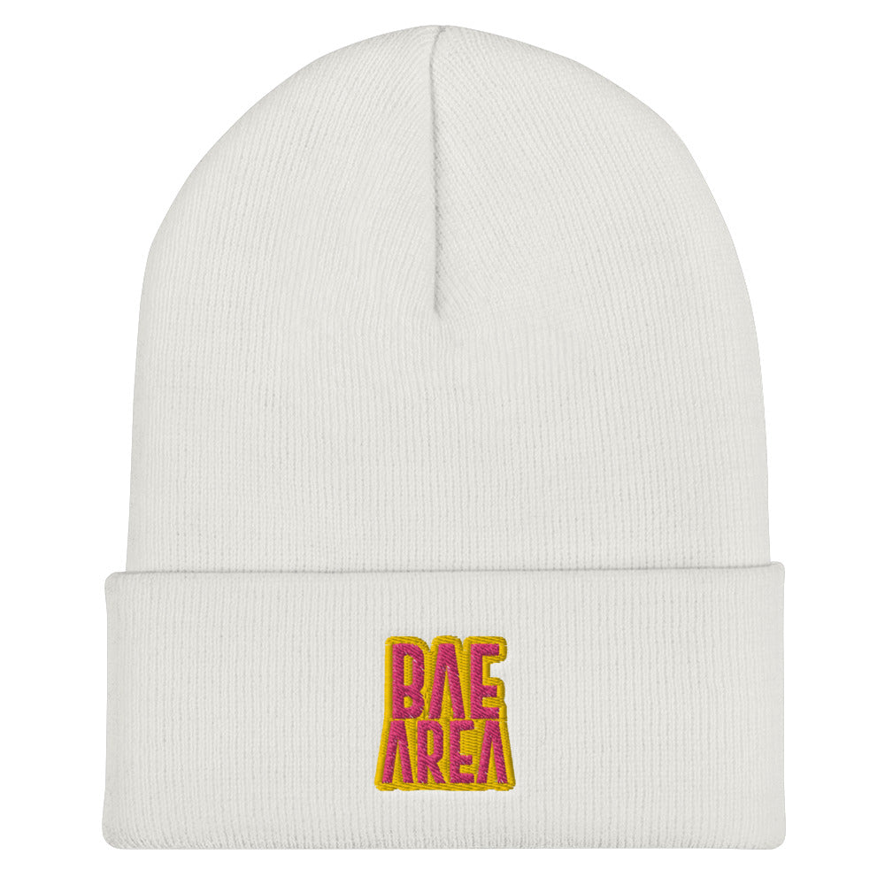 BAE AREA Cuffed Beanie - Beats 4 Hope