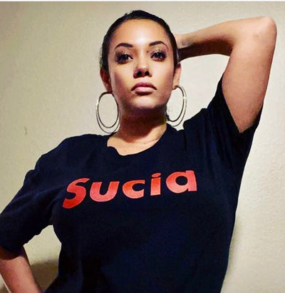 SUCIA IN RED - Unisex T-Shirt - Beats 4 Hope