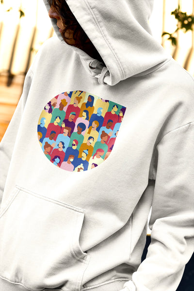 LavaMaeX - The People Champion Hoodie - Beats 4 Hope