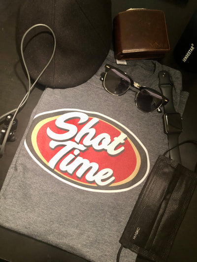 SHOT TIME T-Shirt - Beats 4 Hope