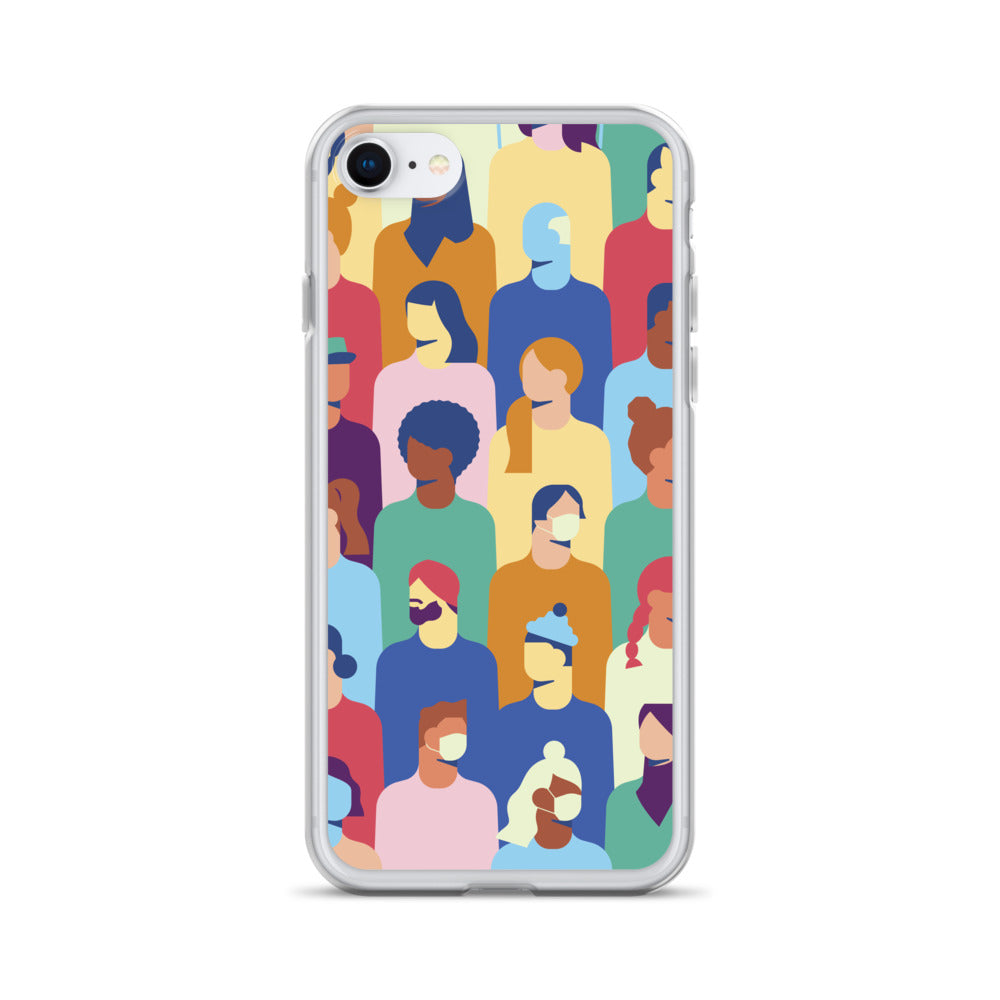 LavaMaeˣ - The People iPhone Case