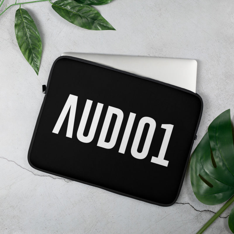 AUDIO1 - Laptop Sleeve