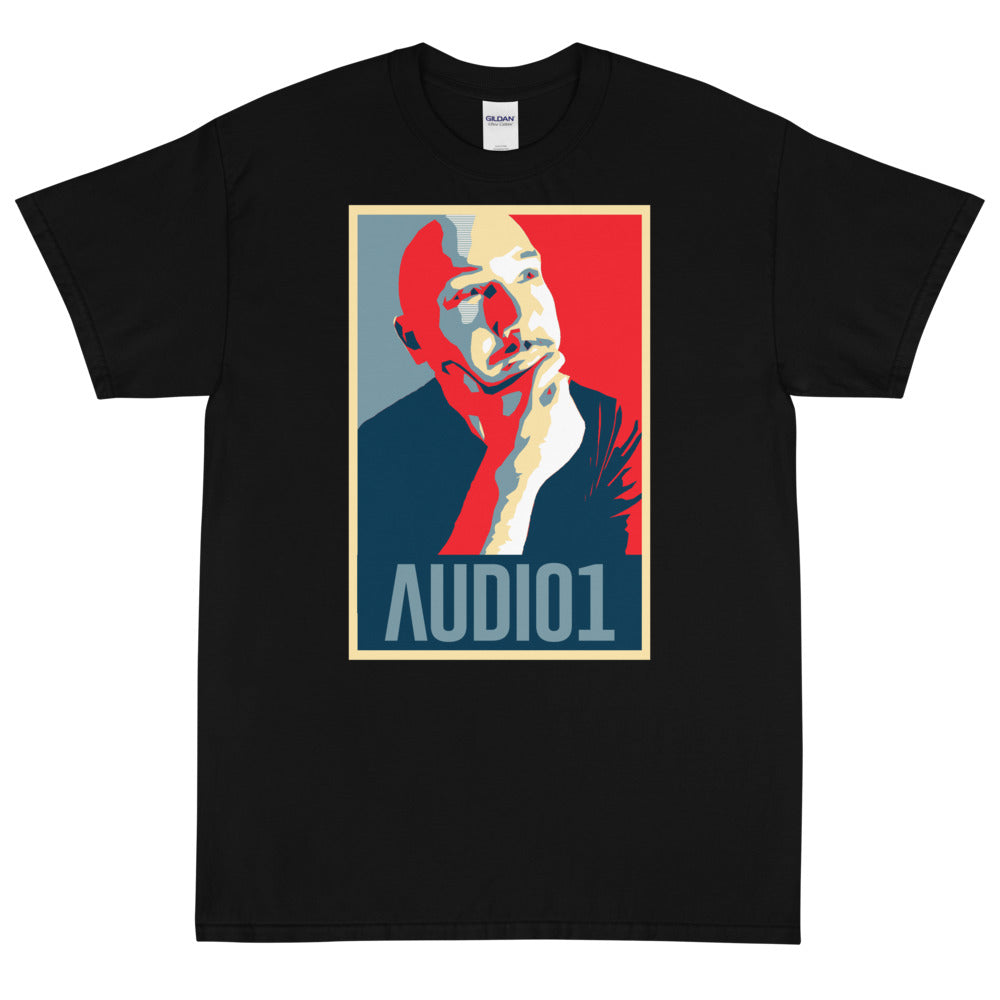 DJ AUDIO1 Men's X HOPE T-Shirt
