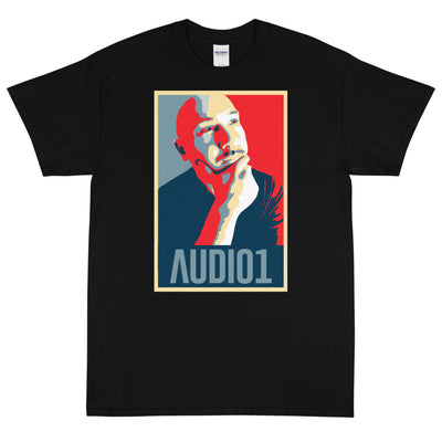 DJ AUDIO1 Men's X HOPE T-Shirt - Beats 4 Hope