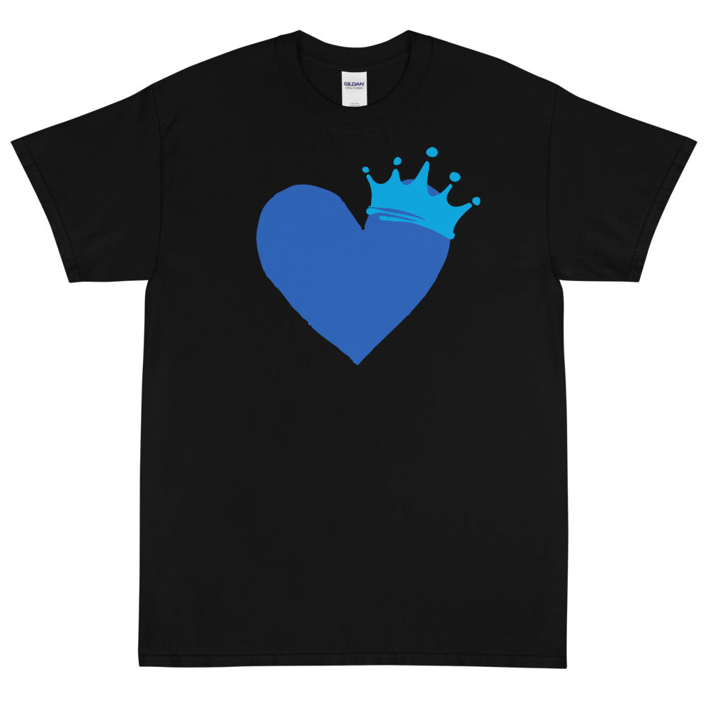 LavaMaeX King of Hearts Men's X T-Shirt