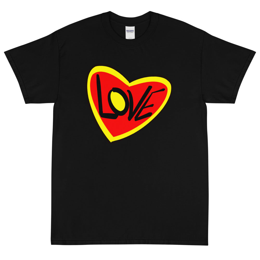 JUST LOVE Men's X T-Shirt