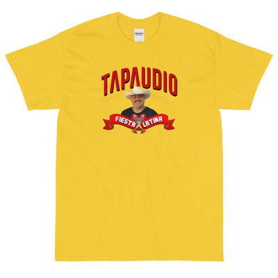 TAPAUDIO - Fiesta Latina Men's X T-Shirt - Beats 4 Hope