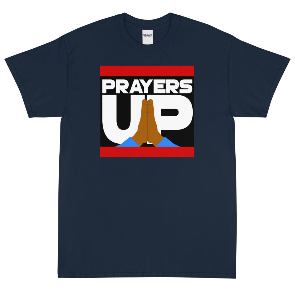 PRAYERS UP Men's X T-Shirt