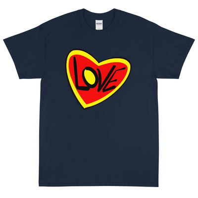 JUST LOVE Men's X T-Shirt - Beats 4 Hope