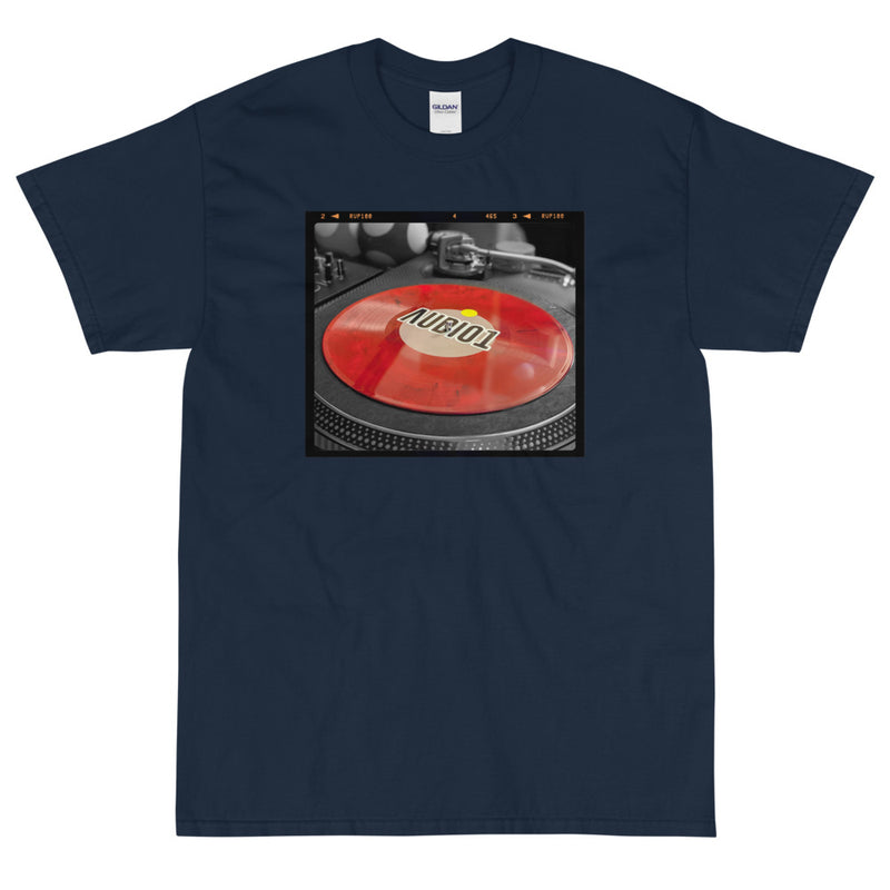 AUDIO1 RIGHT TURNTABLE Men's X T-SHIRT