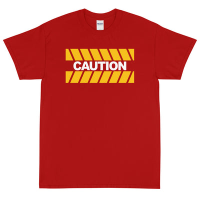 CAUTION It's Heavy Men's X T-Shirt - Beats 4 Hope
