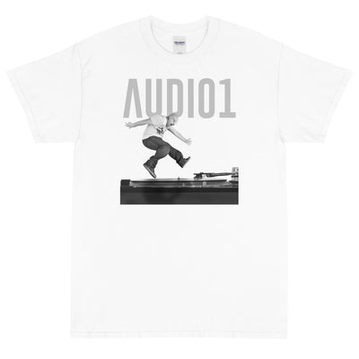 AUDIO1 ON THE ONE Men's X  T-Shirt - Beats 4 Hope