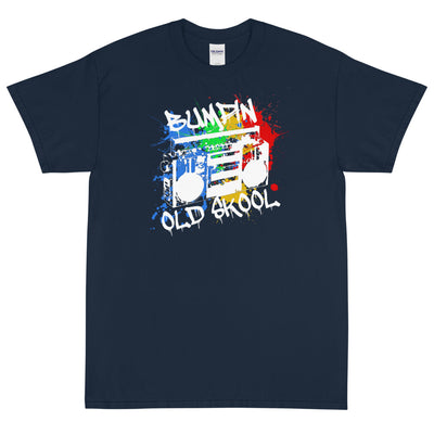 BUMPIN OLD SKOOL Men's X T-Shirt - Beats 4 Hope