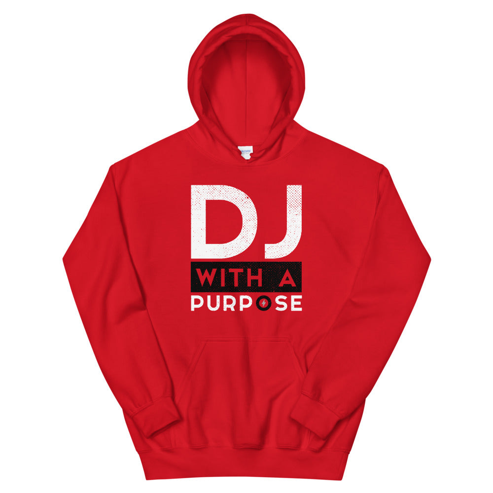 DJ WITH A PURPOSE Hoodie