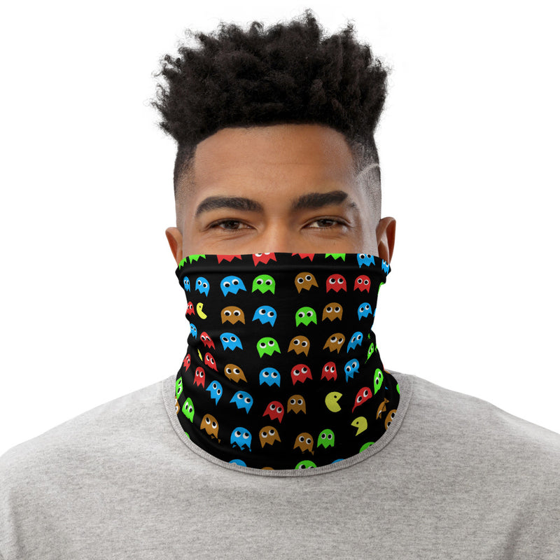 PAC MAN Neck Gaiter - Beats 4 Hope
