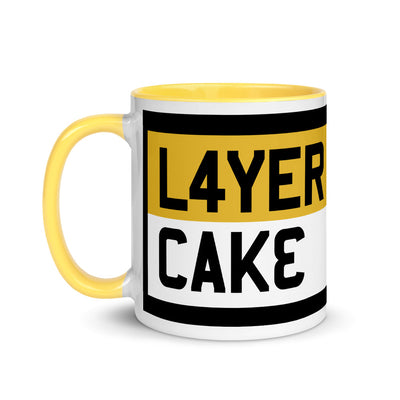 LAYER CAKE Yellow Mug - Beats 4 Hope