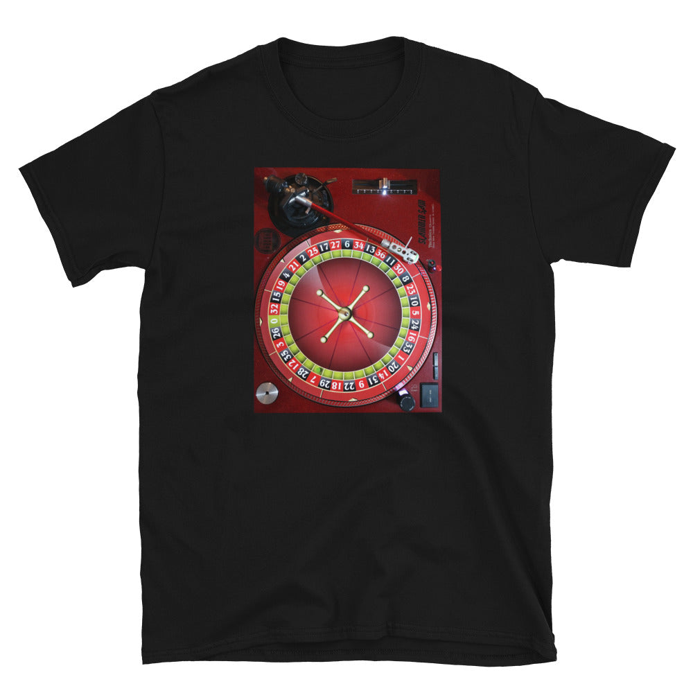 VEGAS TURNTABLE T-Shirt - Beats 4 Hope