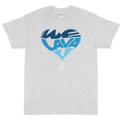 LavaMaeX Men's X We Lava U T-Shirt - Beats 4 Hope