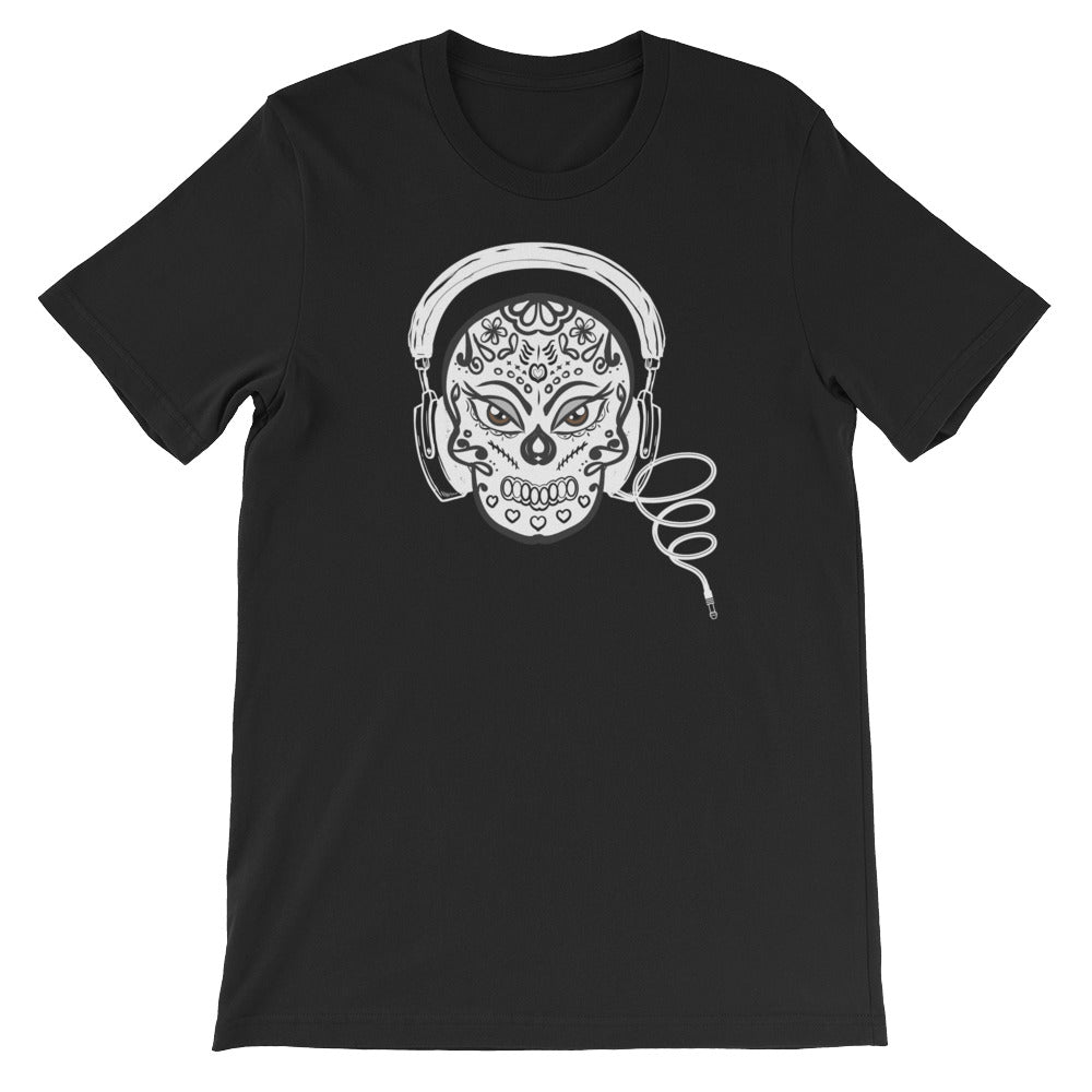 MUSIC SUGAR SKULL-Dj Gear-Beats 4 Hope
