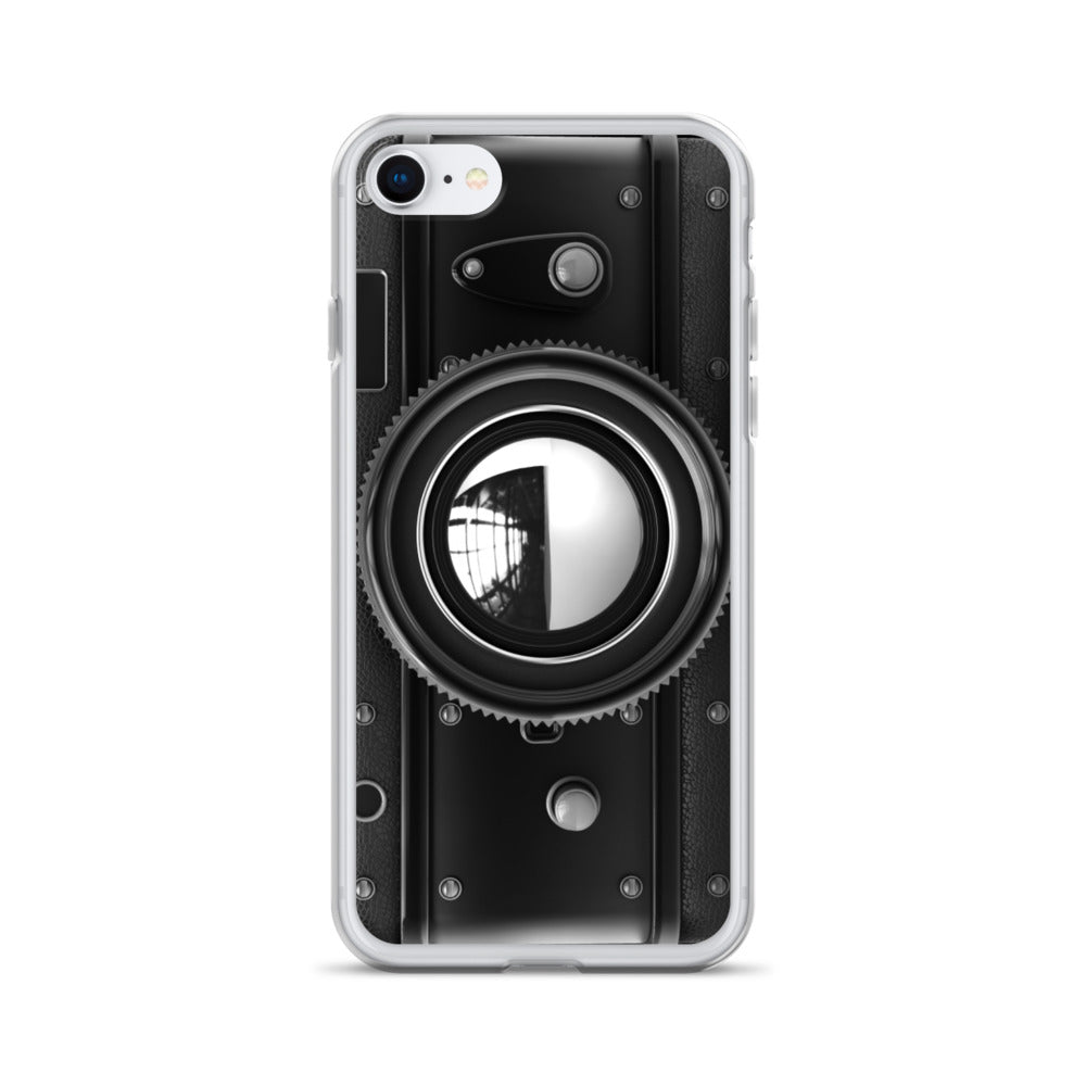 VINTAGE BLACK CAMERA iPhone Case & Cover - Beats 4 Hope