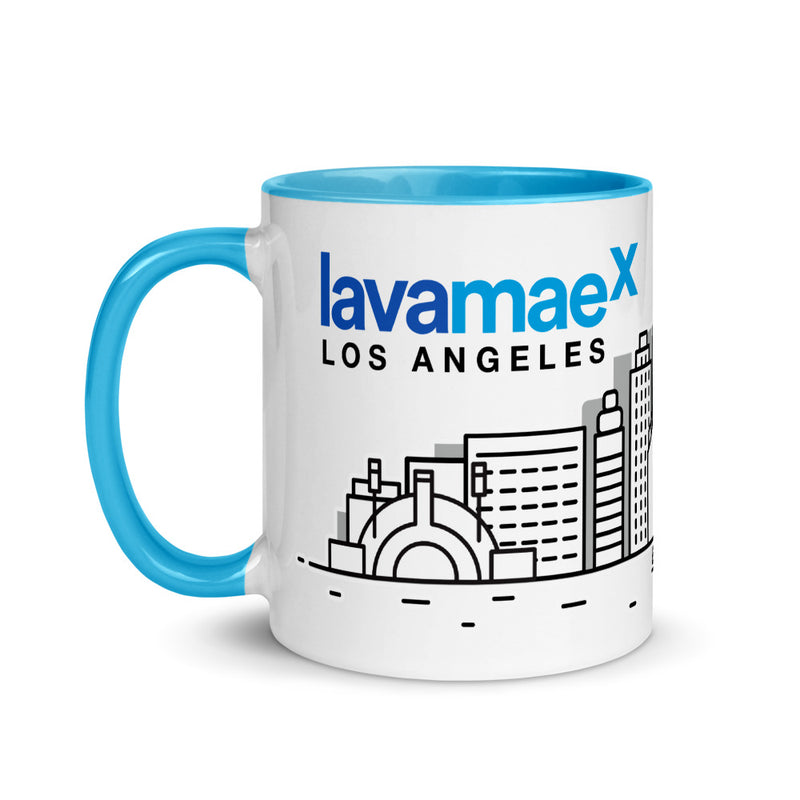 Lava MaeX  LOS ANGELES MUG - Beats 4 Hope