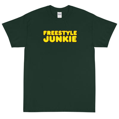 FREESTYLE JUNKIE - Retro Men's X T-Shirt - Beats 4 Hope