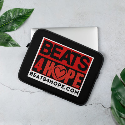 Beats 4 Hope Laptop Sleeve 2 - Beats 4 Hope
