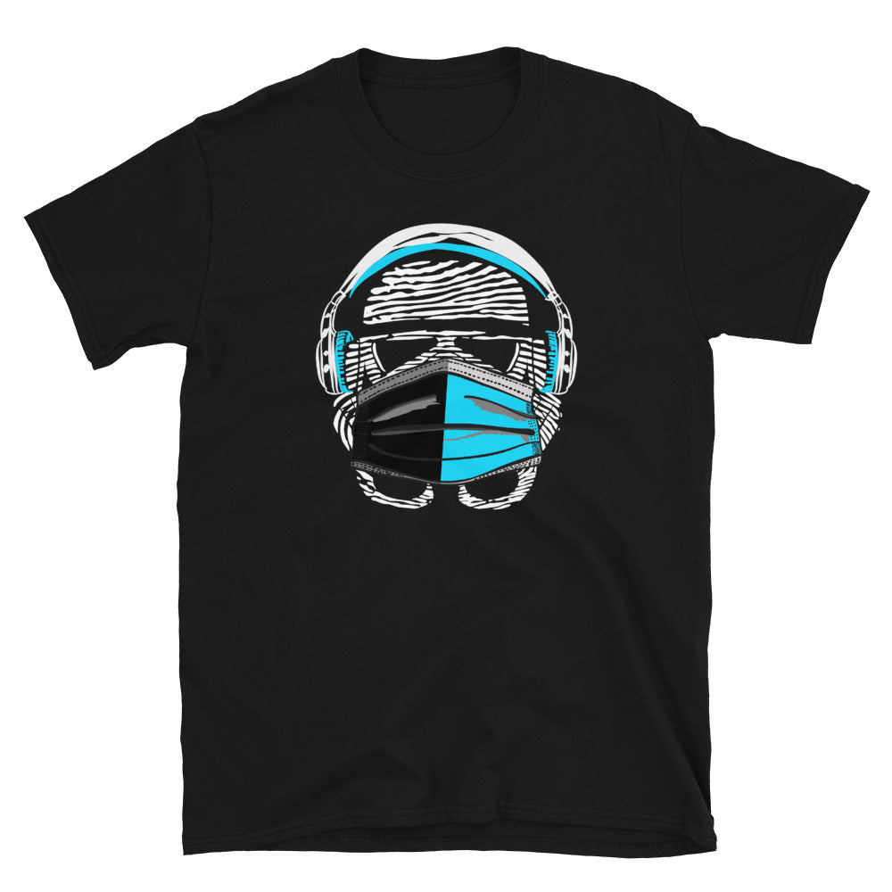 DJ STORM TROOPER C19  BLUE T-Shirt - Beats 4 Hope