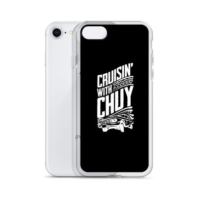 CRUISIN' WITH CHUY  iPhone Case - Beats 4 Hope