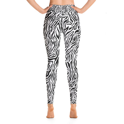 ZEBRA Leggings - Beats 4 Hope