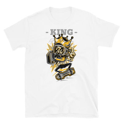 SKATEBOARD KING 2 T-Shirt - Beats 4 Hope