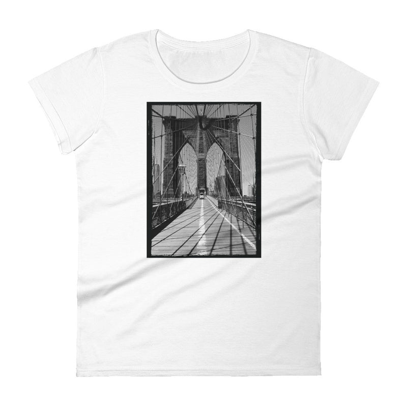 BROOKLYN BRIDGE Women's T-Shirt - Beats 4 Hope