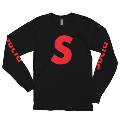 SUCIA RED S DRIP LONG SLEEVE T-SHIRT - Beats 4 Hope