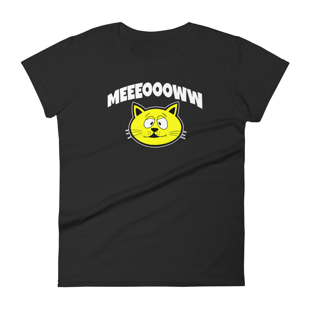 MEEEOOOWW - Women's T-shirt - Beats 4 Hope