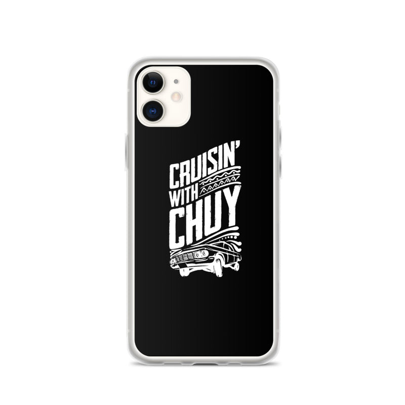 CRUISIN' WITH CHUY  iPhone Case
