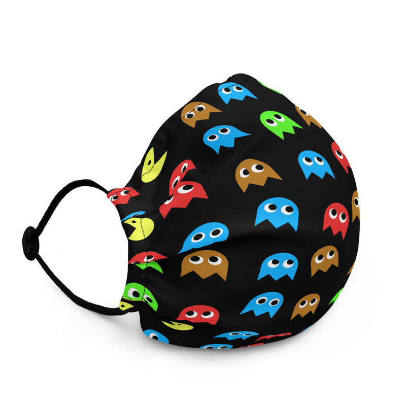 PAC MAN - Face Cover