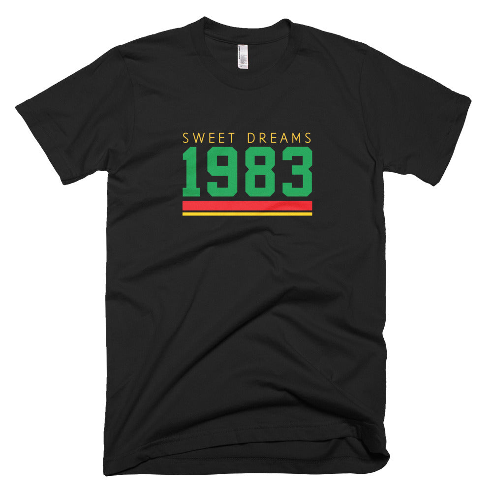 1983 SWEET DREAMS - BLACKA TEE - Beats 4 Hope
