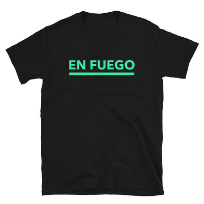 EN FUEGO Verde T-Shirt - Beats 4 Hope