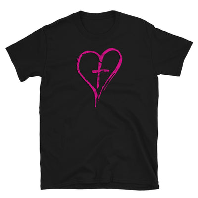 CROSS MY HEART - Unisex T-Shirt - Beats 4 Hope